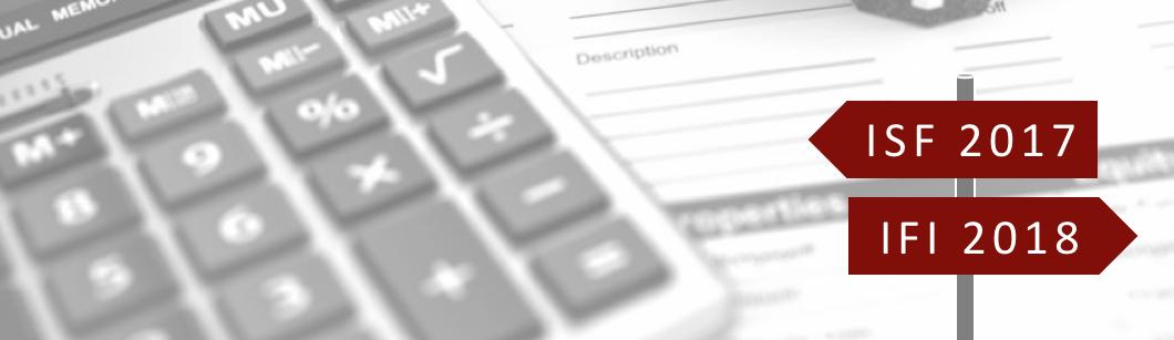 Bénéficier d'une réduction d'IFI à partir de 2018