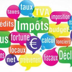 fiscalité des contribuables français en 2018