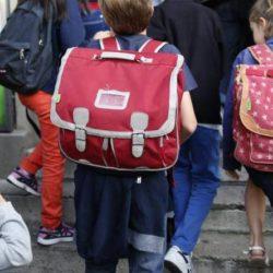 rentrée scolaire de ses enfants en 2018
