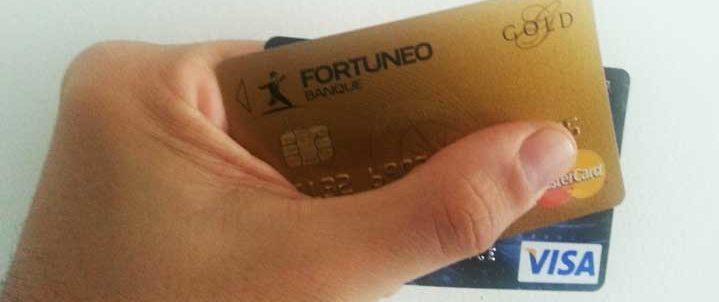 Classic Mastercard et Elite Mastercard de Fortunéo Banque